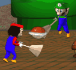 Play Super Mario Bros Defense